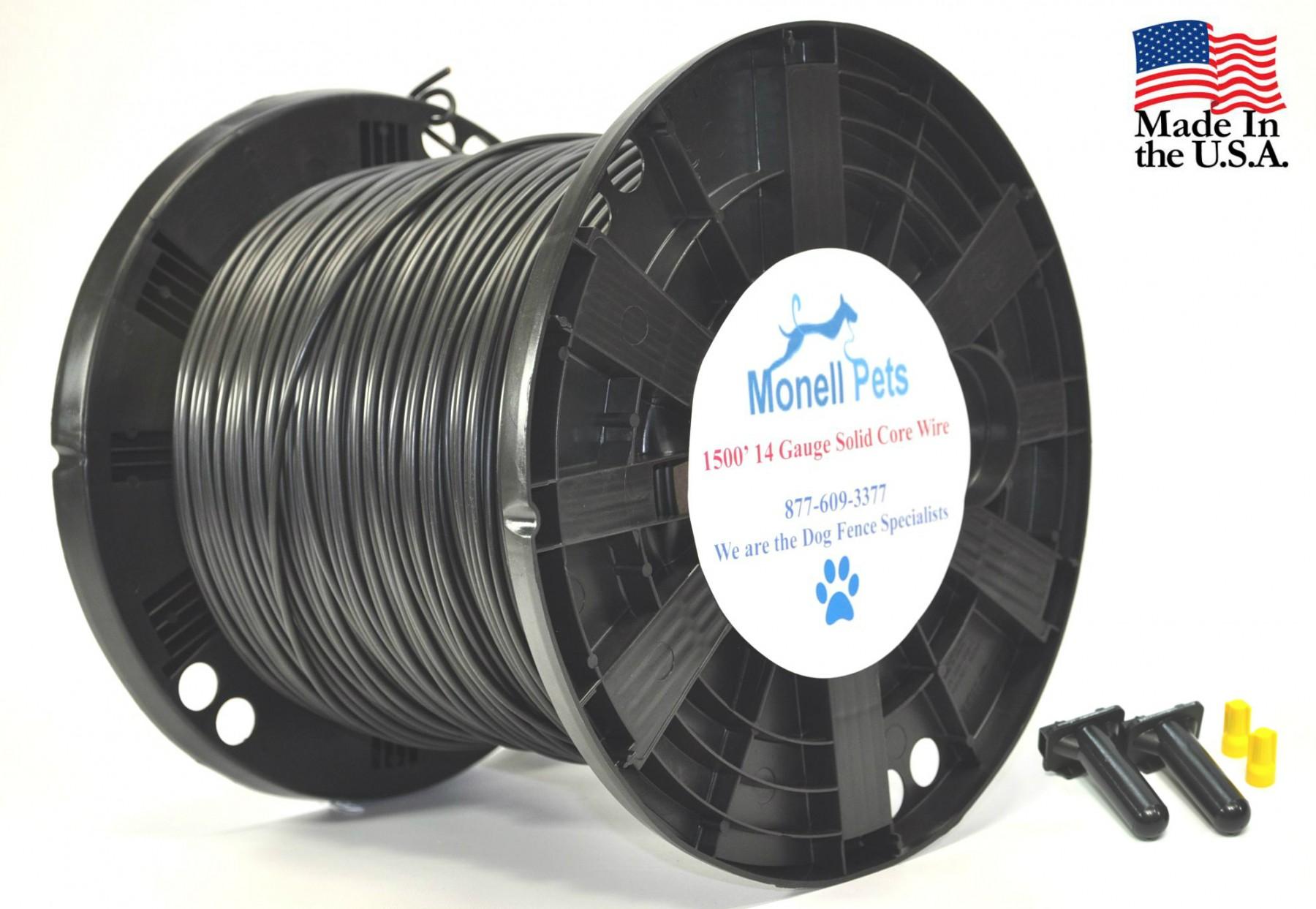 14 Gauge Dog Fence Wire