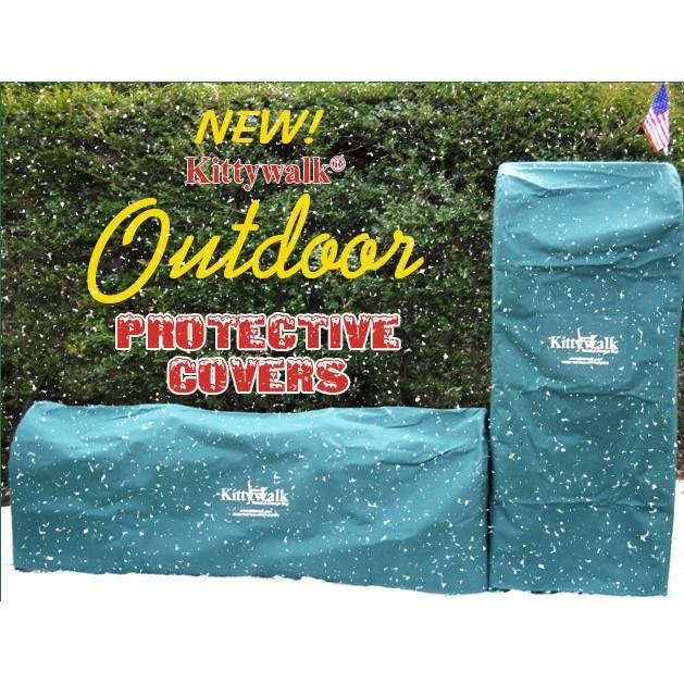KIttywalk Teepee Outdoor Protective Cover - KWTPOPC