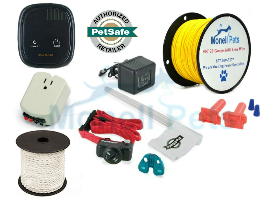 PetSafe In-Ground Dog Containment Fence PIG00-13661 20 Gauge Wire ...