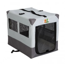 Midwest Canine Camper Sportable Gray