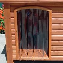 "Precision Outback Dog House Door Medium / Large 25"" x 14.5"" - 2715-27152DI"