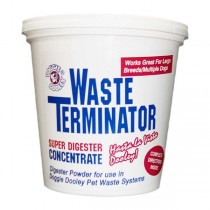 Hueter Toledo Waste Terminator 1 Year Supply - DD-3116