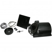 AKOMA Dog Products Heat-N-Breeze Dog House Heater and Fan - HNB-1001