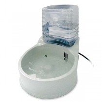 K&H Pet Products Clean Flow Bowl with Reservoir
