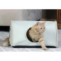K&H Pet Products Indoor Kitty Camper Polka Dot