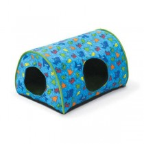 K&H Pet Products Indoor Kitty Camper Fish