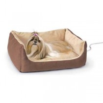 "K&H Pet Products Thermo-Pet Cuddle Cushion 14"" x 23"" x 7"" - KH4061"