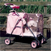 Kittywalk 5th Ave Pet Stroller SUV