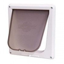 PetSafe Four Way Cat Flap White - P1-4W-11