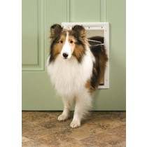 Petsafe Freedom Plastic Dog Door Medium PPA00-10959