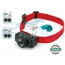 PetSafe Extra In-Ground Deluxe Dog Fence Ultralight Receiver Collar with 5 Batteries- PUL-275