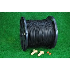 14 Gauge Solid Core Boundary Dog Fence Wire - 1500 ft Spool