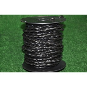 100' Twisted Dog Fence Wire 14 Gauge Solid Core – T-14WIRE