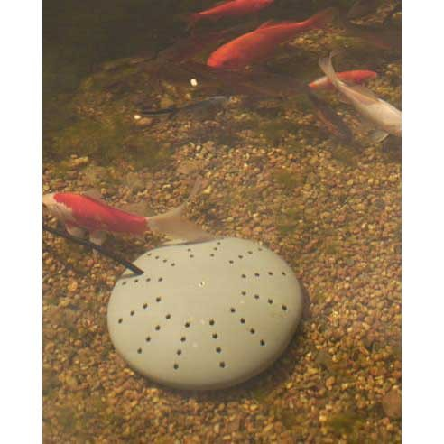 """K&H Pet Products Perfect Climate Submersible Pond De-Icer 300 Watt 7.75"""" x 7.5"""" x 4.5"""" - KH8100"""