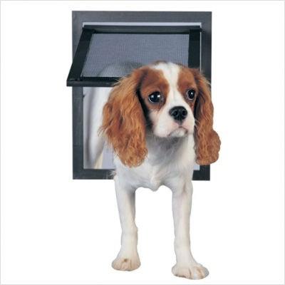 PetSafe Dog or Cat Screen Door - P1-ZB-11