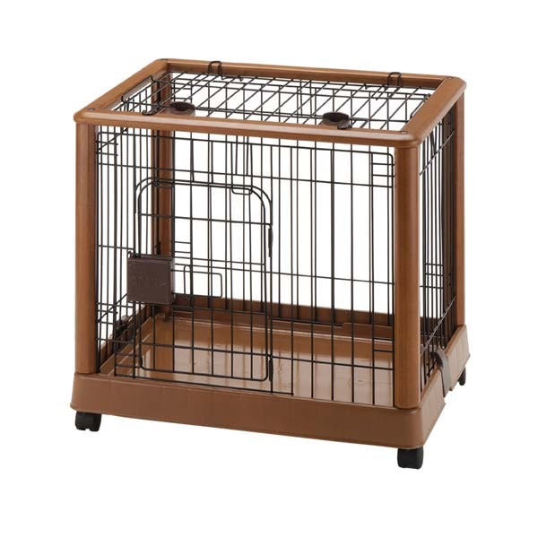 """Richell Mobile Pet Pen 640 - Small 25.2"""" x 18.1"""" x 22.4"""" - R94127"""
