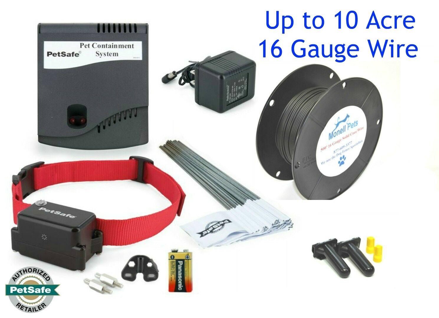 Petsafe Stubborn Dog Fence Kit 16 Gauge Solid Wire ZIG00-14658