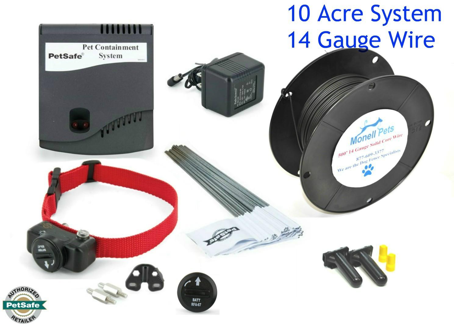 Petsafe In Ground Dog Fence Kit 14 Gauge Heavy Duty Wire ZIG00-14654
