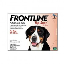 Frontline Flea Control for Dogs And Puppies