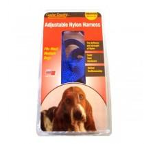 "American Leather Adjustable Nylon Harness 3/4"" x 20"" - 28"" - AL41473"