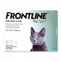 Frontline Flea Control for All Cats And Kittens