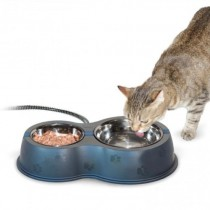 K&H Thermo-Kitty Outdoor Heated Cat Feeder KH2093