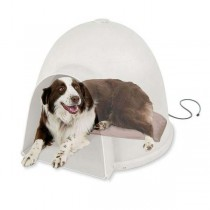 K&H Pet Products Lectro-Soft Igloo Style Bed