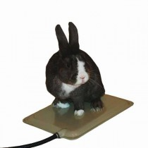 "K&H Pet Products Small Animal Heated Pad 9"" x 12"" x 0.5"" 25 watts - KH1060"