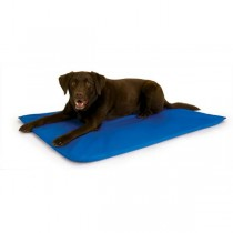 K&H Pet Products Cool Bed III Blue