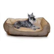 K&H Pet Products Self Warming Lounge Sleeper Square