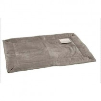 K&H Pet Products Self-Warming Crate Pad Gray