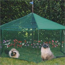 Kittywalk Gazebo - KWGAZ1