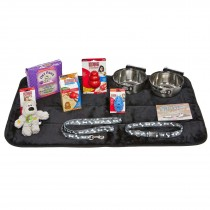 Midwest Puppy Starter Kit Large Includes bowls, collar,toys and more - PUPKIT-L
