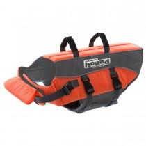 Outward Hound Ripstop Pupsaver Dog Life Jacket Orange with Rescue Handle XS - XL