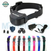 PetSafe Stay+Play Wireless Rechargeable Dog Fence Collar with extra colored strap PIF00-14288