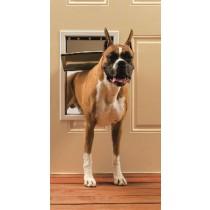 PetSafe Freedom Aluminum Dog or Cat Door Premium White