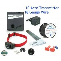Petsafe In Ground Dog Fence Kit 18 Gauge Wire ZIG00-14654  8-30 lb