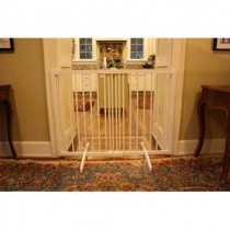 Cardinal Extra Tall Freestanding Pet Gate