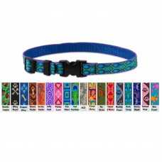 """Lupine Original Patterned Replacement Collar Strap 3/4"""" for Dog Fence Receivers"""
