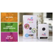 Wagz Petzi Treat Cam Interactive Pet Camera and Remote Treat Dispenser PET0025