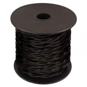 50' Twisted Dog Fence Wire 14 Gauge Solid Core – T-14WIRE